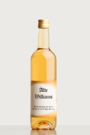 alte Williams Edelbrand