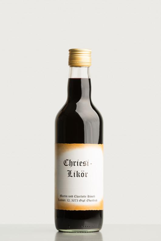 Chriesi-Likör